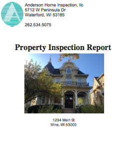 Sample 2019 Home Inspection Report