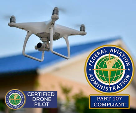 Milwaukee home inspection drone services