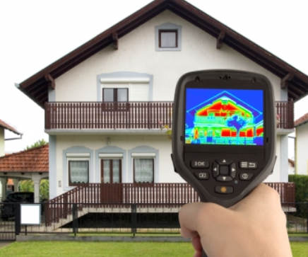 Thermal Imaging Home Inspection Milwaukee
